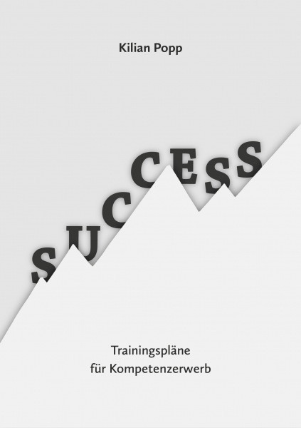Trainingspläne für Kompetenzerwerb
