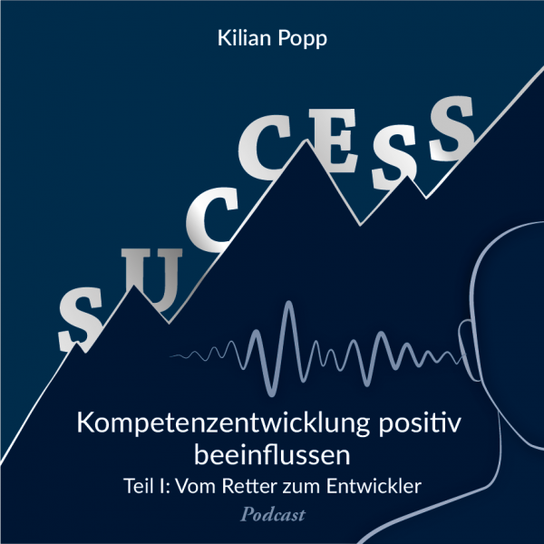 Kompetenzentwicklung positiv beeinflussen – Teil I: Vom Retter zum Entwickler